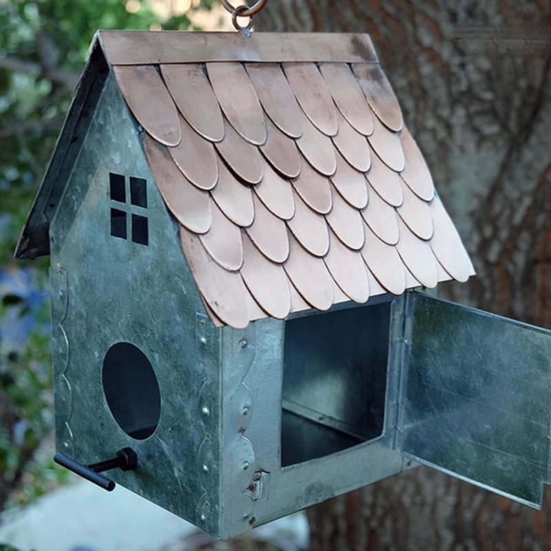 Cottage Bird House 3161 Michigan Gutters Inc