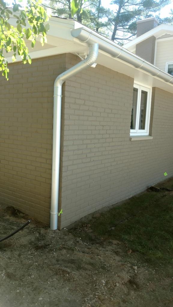 Drain Tile Michigan Gutters Inc